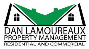Dan Lamoureaux Property Management Logo